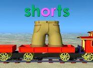 Train Word Morph (horn-horse-fork-shorts)
