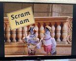 Walter and Clay Pigeon scram ham 2