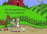 Chicken Jane and the Tornado