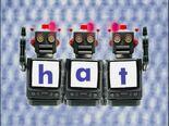 Robot Word Morph hat, sat, cat