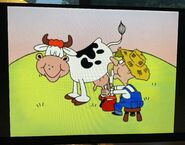 The Lone Rearranger Rewrites Again Remember to Milk the Cow and Take the Eggs from the Chicken 7