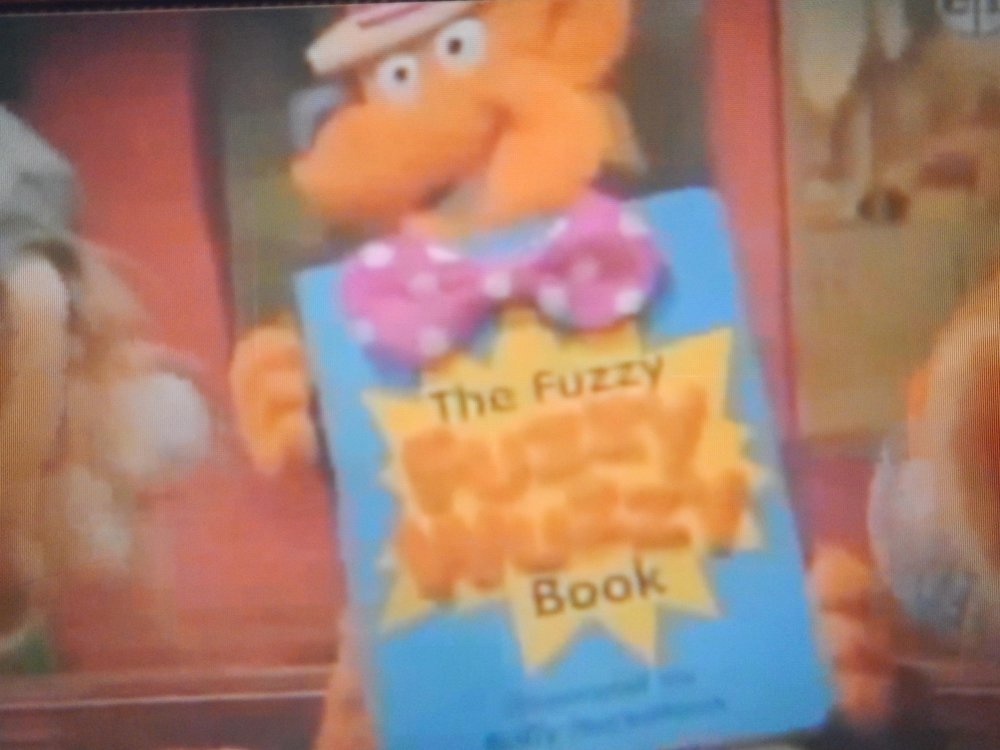 Fuzzy Wuzzy Bear