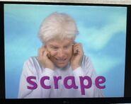 Fred Says Scrape 2