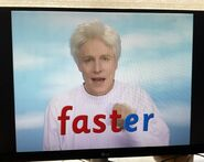 Fred Says Faster