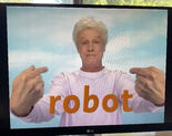 Fred Says Robot 4