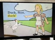 Chicken Jane and the Big Flying Duck 12
