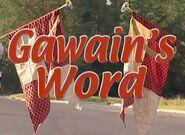 Gawain's Word Season 6 Ending Title