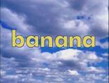 Sky Word Morph banana, ban, back, pack
