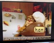 What's Cooking Slammed and Rammed Ham with No Yam or Clam 5