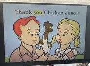 Chicken Jane and the Big Flying Duck 11
