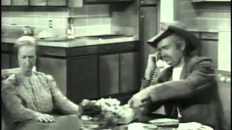 The Beverly Hillbillies Season 1 episode 7 - The Servants