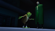 Toad and Ra's al Ghul