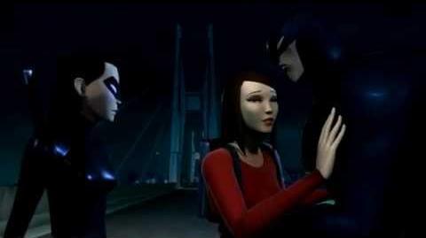 Android Bridge Assault! -Beware the Batman
