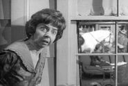 Gladys at Window 2×09