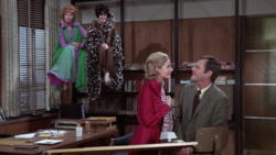 Endora and Serena watching Dusty and Darrin.png
