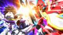 Beyblade Burst Chouzetsu Bloody Longinus 13 Jolt vs Z Achilles 11 Xtend 2