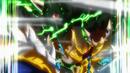 Beyblade Burst Chouzetsu Hazard Kerbeus 7 Atomic vs Geist Fafnir 8'Absorb (Geist Fafnir 8'Proof Absorb)