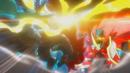 Beyblade Burst Chouzetsu Winning Valkyrie vs Z Achilles