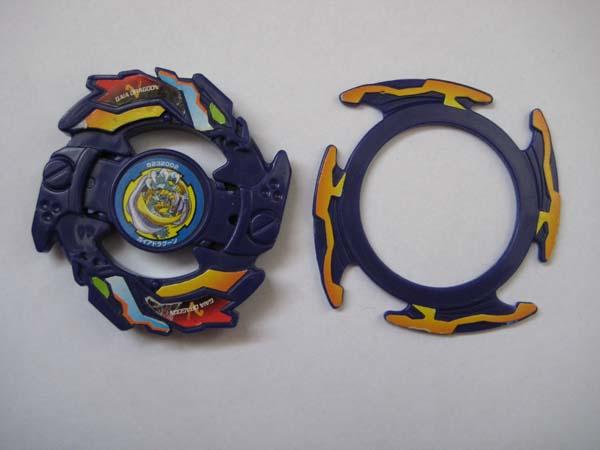 Attack Ring - Dragon Breaker