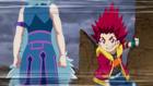 Burst Surge E7 - Hyuga vs. Lui