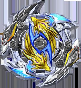 Zwei Longinus Drake Spiral' Metsu
