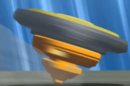 Flame Saggitario spinning