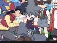 Beyblade V-Force - Episode 43 - Kai's Royal Flush English Dubbed 986080