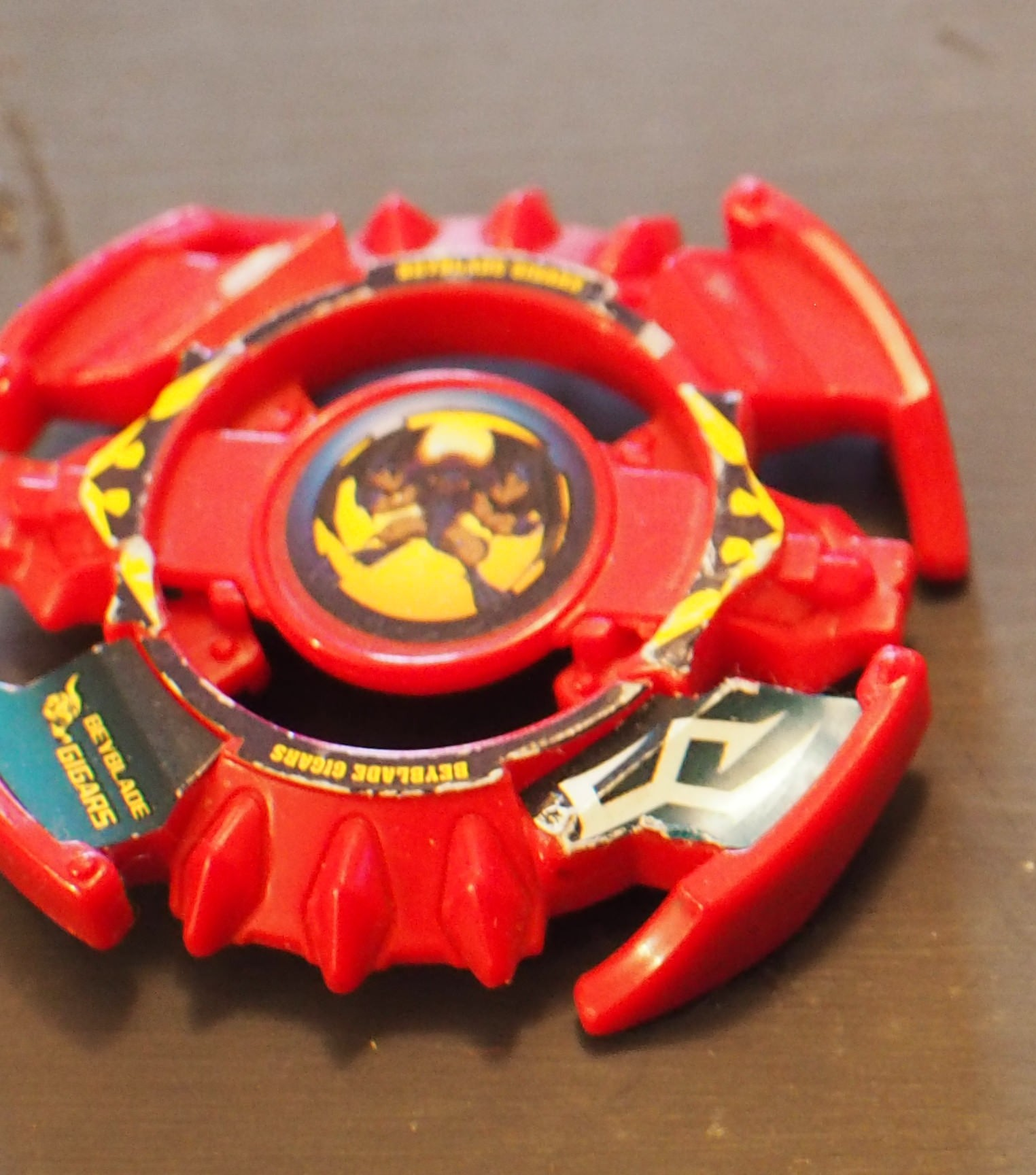 Attack Ring - Gigantic Claw