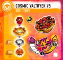 Rise Cosmic Valtryek V5 Info