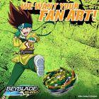 Arman's fan art promo