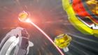 Chouzetsu Muteki Blader! - Z Achilles Bursting Screw Trident