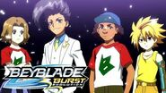 BEYBLADE BURST EVOLUTION Meet the Bladers Raging Bulls