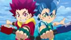 Sparking Revolution - Hikaru and Hyuga Asahi