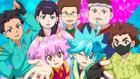 Chouzetsu Muteki Blader! OP 3 - Tokonatsu, Nika, and the Rebel Bey Club