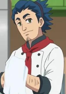 Hikaru and Hyuga's Father
