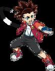 Beyblade Burst Chouzetsu - Aiga Akaba Launch 2