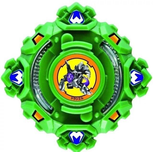 Draciel Shield Central Press (Takara Tomy)