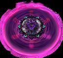 BBSK Variant Lucifer Mobius 2D Beyblade