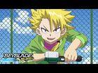 BEYBLADE BURST Episode 10 Valt vs Ken at Beigoma Academy