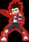 Beyblade Burst Chouzetsu - Aiga Akaba Launch 3