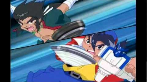 Let's Beyblade!
