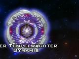 Der Tempelwächter Dynamis