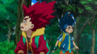 Burst Surge E4 - Hikaru and Hyuga Lost in the Forest