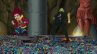 Burst Surge E7 - Hyuga and Rantaro Midway Through Their Challenge