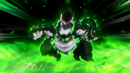 Beyblade Burst Chouzetsu Hazard Kerbeus 7 Atomic avatar 21
