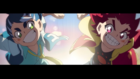 Sparking Revolution ED 2 - Battle Ready Hikaru and Hyuga