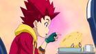 Burst Surge E4 - Hyuga and His Food Creature