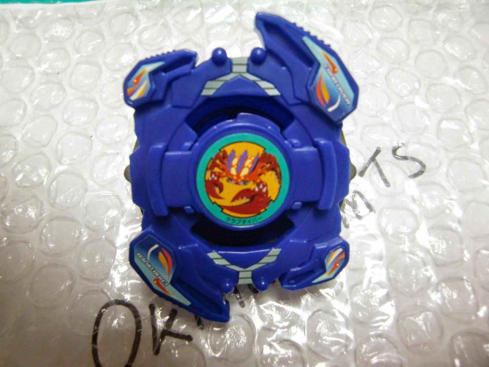 Crab Diver