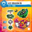 Rise Ace Dragon D5 Info