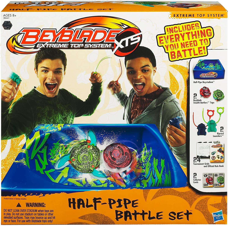 Half-Pipe Battle Set